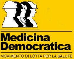 Medicina Democratica_logo