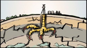 fracking rapace