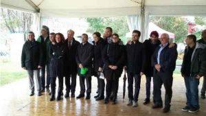 """5 novembre 2016, enel sindaci e acquedotto del fiora alla """"gita scoalstica"""" (ph.GrossetoNotizie.com)"""