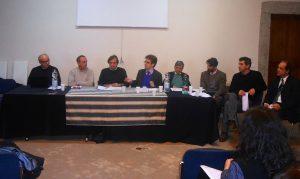 Santa Fiora 22 gennaio 2015, sindaci, Ars e Arpat