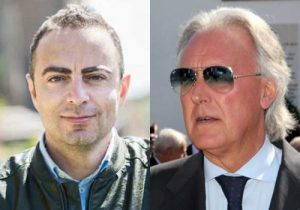 I candidati Nocchi ed Equitani